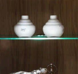 Trafo für LED Beleuchtungselemente für Glaseinlegeböden